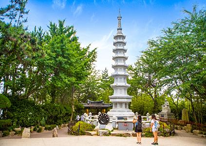 Храм Хэдонёнгунса
