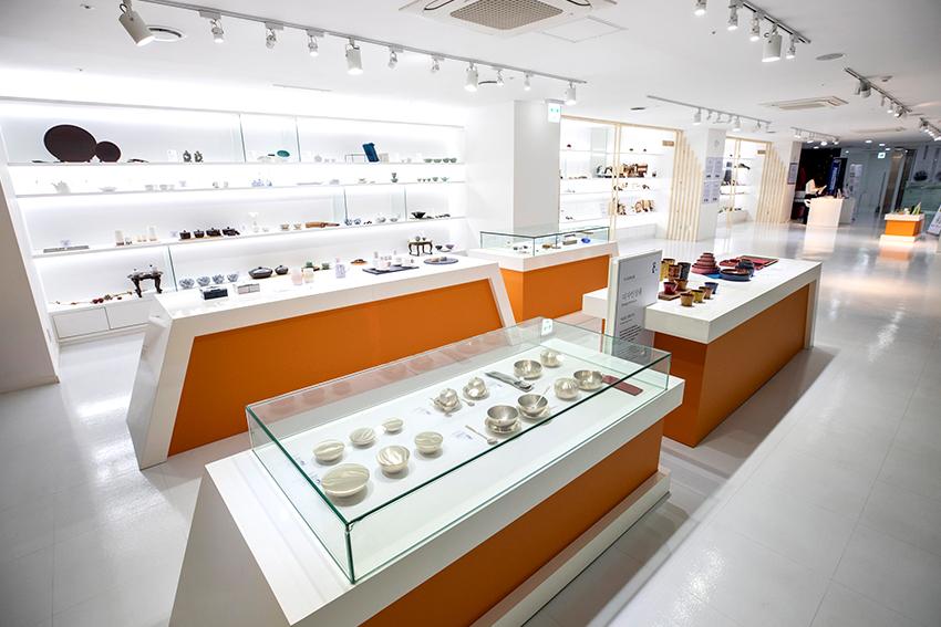 Выставочный зал Кихвэк (Источник: K-Style Hub)