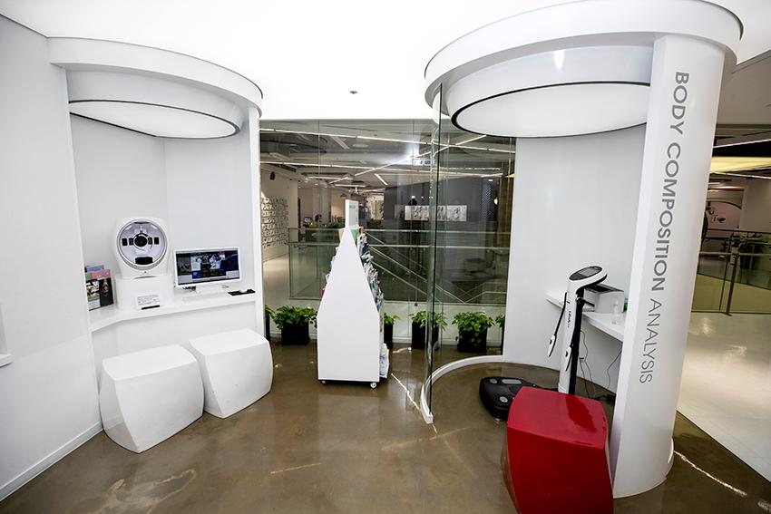 Справочный центр медицинского туризма (Источник верхнего изображения: K-Style Hub)