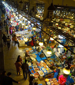 Foto) Norangjin Fischmarkt