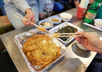 照片) 广藏市场小吃