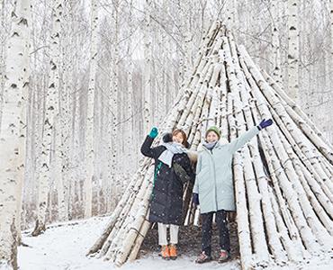 冬季旅行的终极旅行圣地——江原道
