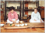 Korean Restaurant in Part 5- Royal Cuisine – Who made royal cuisine?