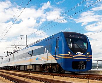 圖片) 直達列車 (圖片來源: 機場鐵路)