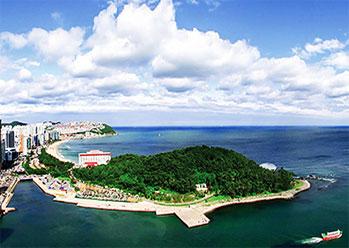 Photo: Dongbaekseom Island Vista