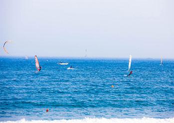 Photo: Views of Songjeong Beach