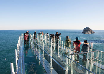 Photo: Views of Oryukdo Island & Oryukdo Skywalk