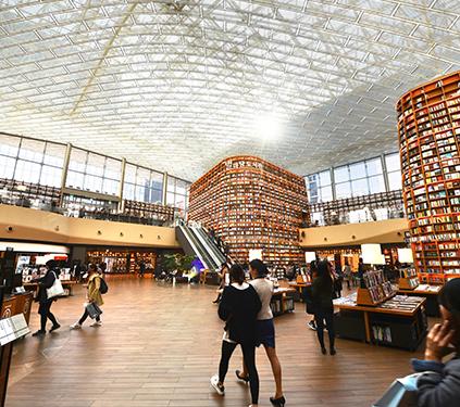 Biblioteca Byeolmadang del COEX