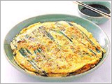 Dongnae Pajeon (Korean style pancakes)