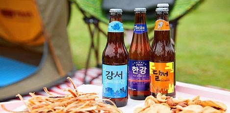 夏だ!乾杯!ソウルでクラフトビール!