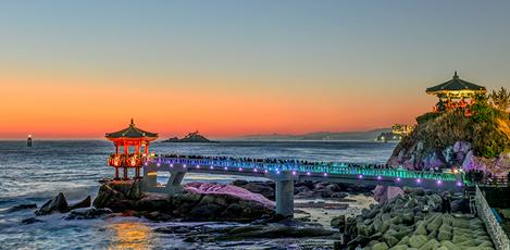 """ステイホームの今だから、おうちで楽しむ韓国の旅<br> 韓国の夜景にうっとり """"夜間観光100選"""" <br>~江原・忠清・大田・世宗編~"""