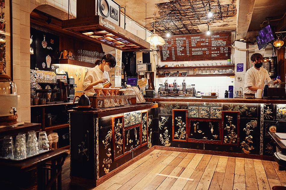 コーヒー韓薬房
