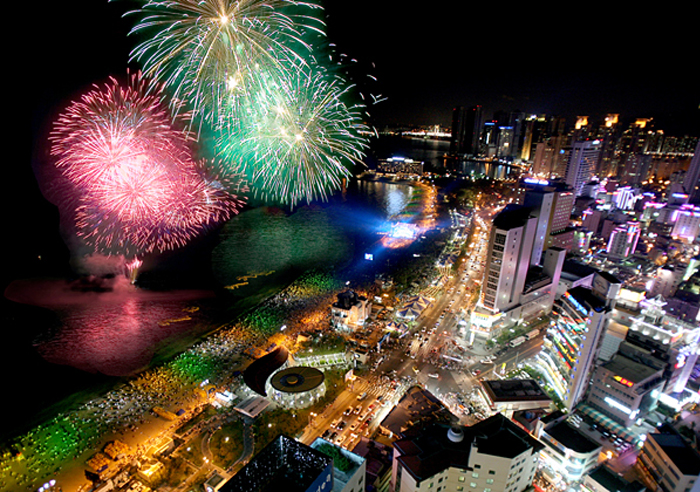 Busan Sea Festival (Credit: Busan Culture & Tourism Festival Organizing Committee)