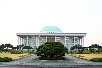 National Assembly Building – Main hall