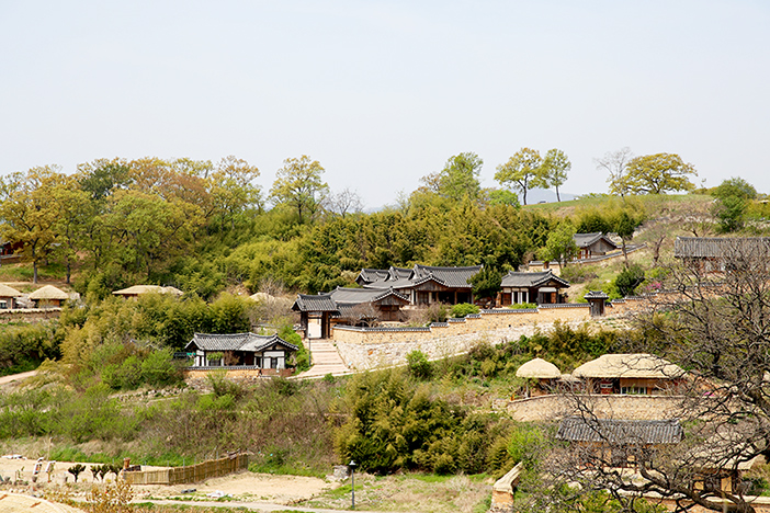 Gyeongju Yangdong Village