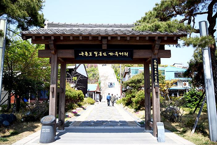 九龙浦近代文化历史街区