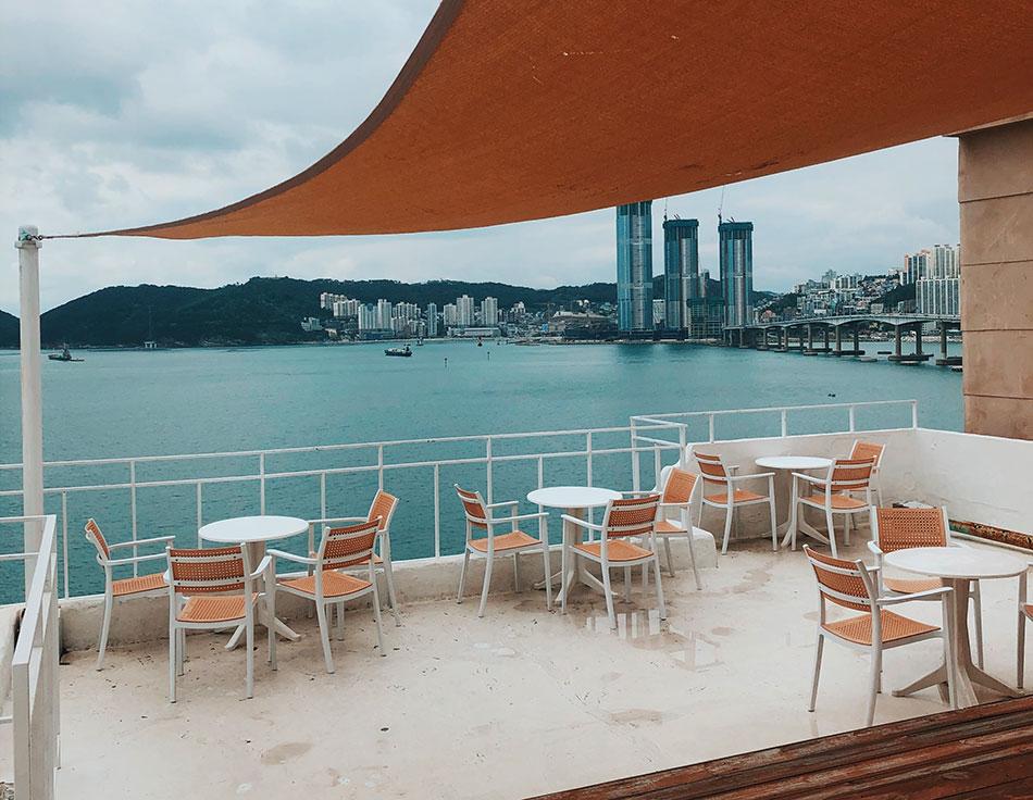 Views of Sinki Yeoul (Credit: Cayly Warner)
