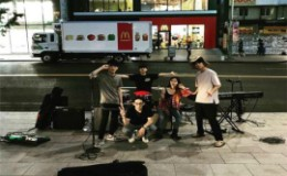 <strong>Nam Tae Hyun Shares Photo of Busking With New Group South Club</strong>