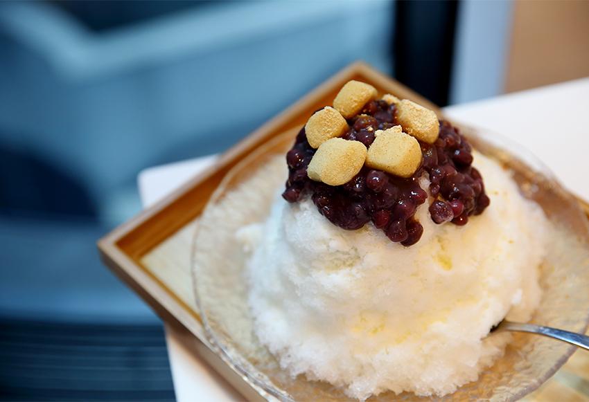 美味刨冰讓韓國夏季更感清涼!