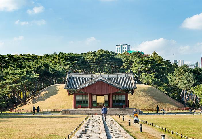 Straße Seongjeongneung-gil