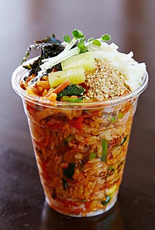 Bibimbap 2.0, fusion food for a modern world