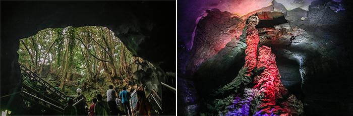Crédits) Grotte Manjanggul