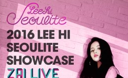 <strong>Lee Hi to Hold First Asia Showcase Beginning in Shanghai</strong>
