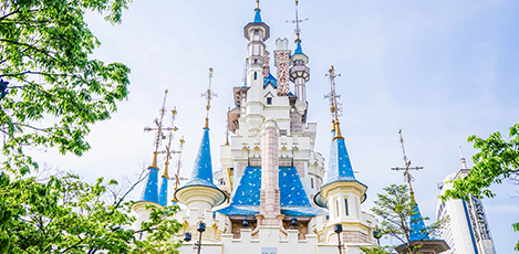 Make Amazing Memories Year-round at Lotte World