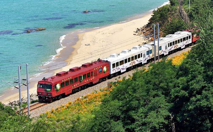Official Site Of Korea Tourism Org Tourist Trains