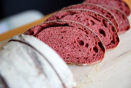 Panes orgánicos de trigo de Baking Farmer