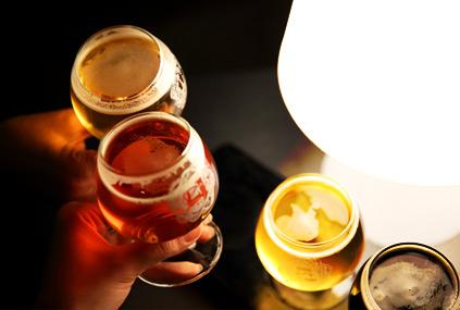 柳樹啤酒盤&柳樹小菜盤