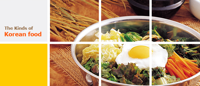 General Kinds Of Korean Food Visitkorea
