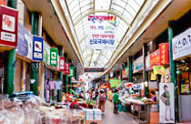 仁川新浦市场