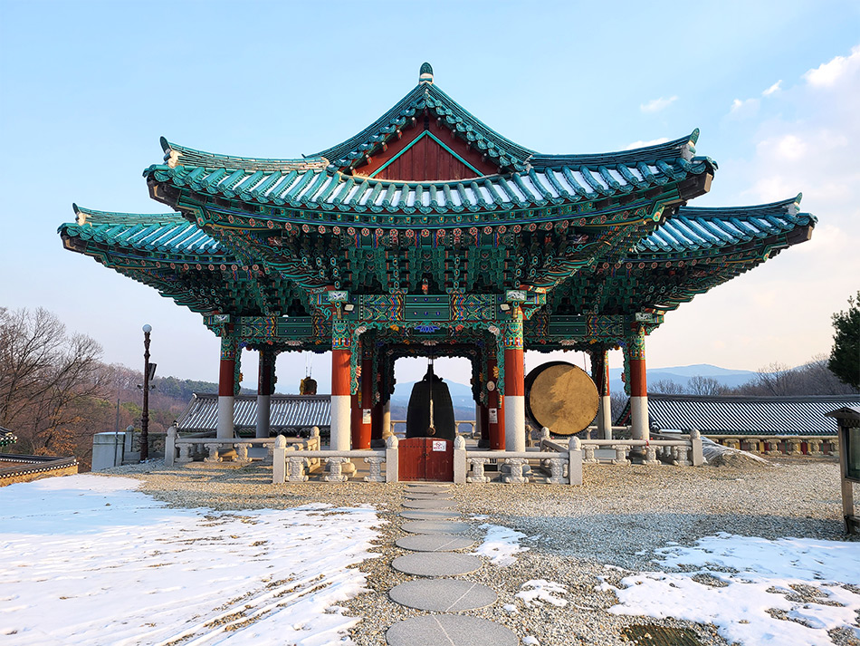 Beomnyunsa Temple (Credit: Be Marie Korea)