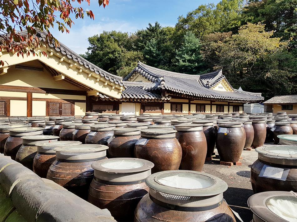 Korean Folk Village (Credit: Be Marie Korea)
