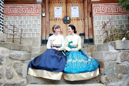 Фольклорная деревня Букчхон