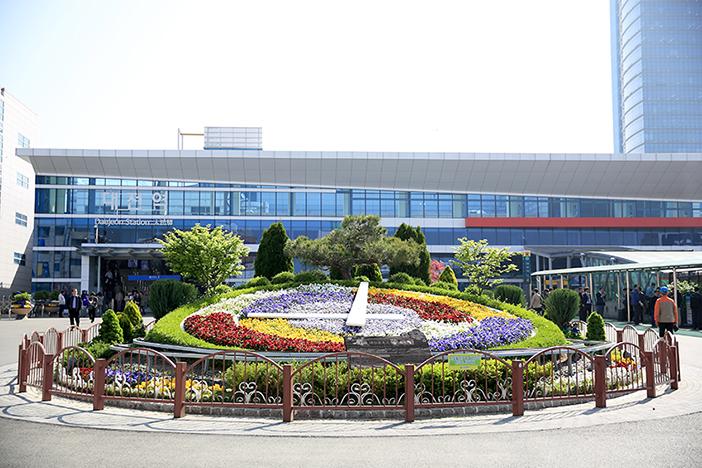 KORAIL京釜線・大田駅