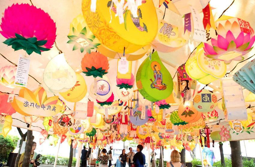 Exposition des lanternes (aut. Festival des lanternes)