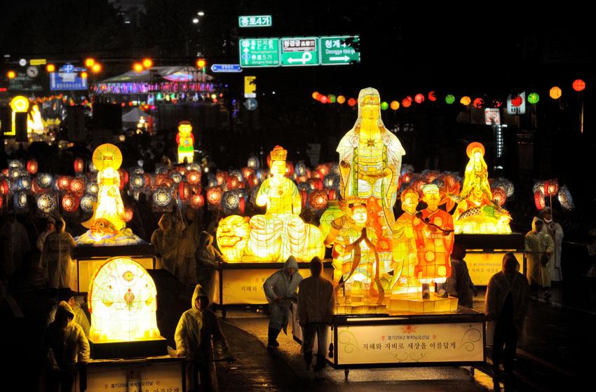 Eoullim Madang (aut : Festival des lanternes)