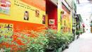 Чханвон – любимый город деятелей искусства!