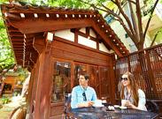 ソウルで楽しむ韓屋カフェ