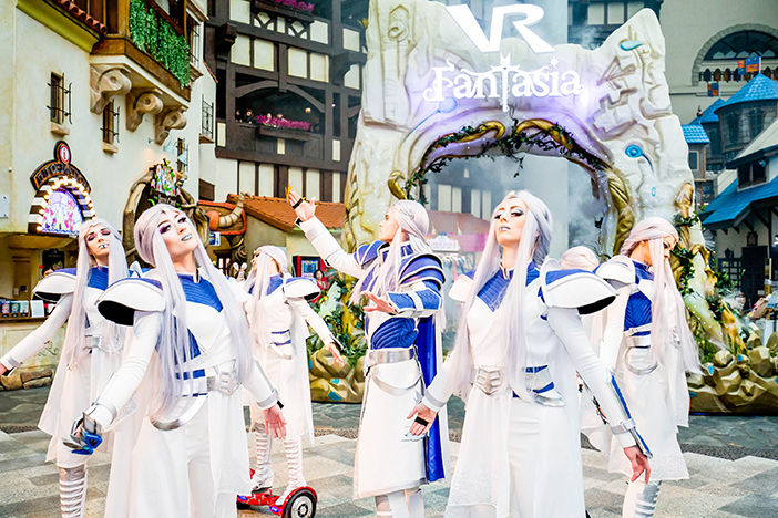 VR Fantasia (aut: Lotte World)