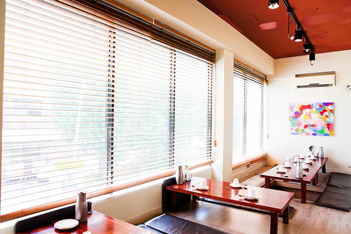 韓餐廳「手藝」內部及美食