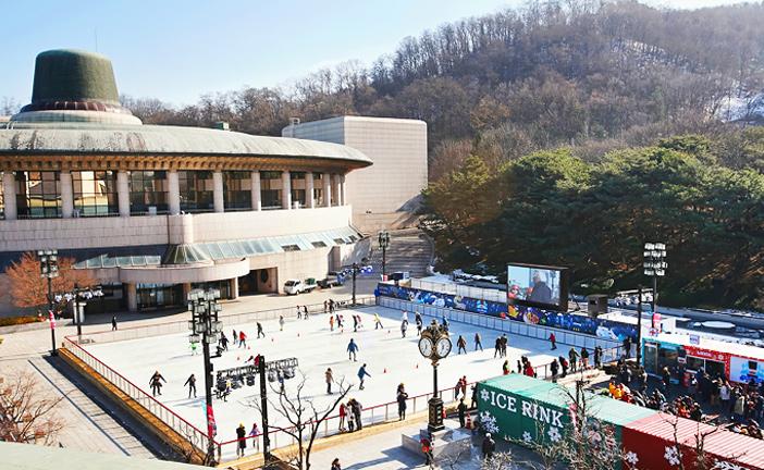 Seoul Arts Center Ice Dream (Quelle: Seoul Arts Center)