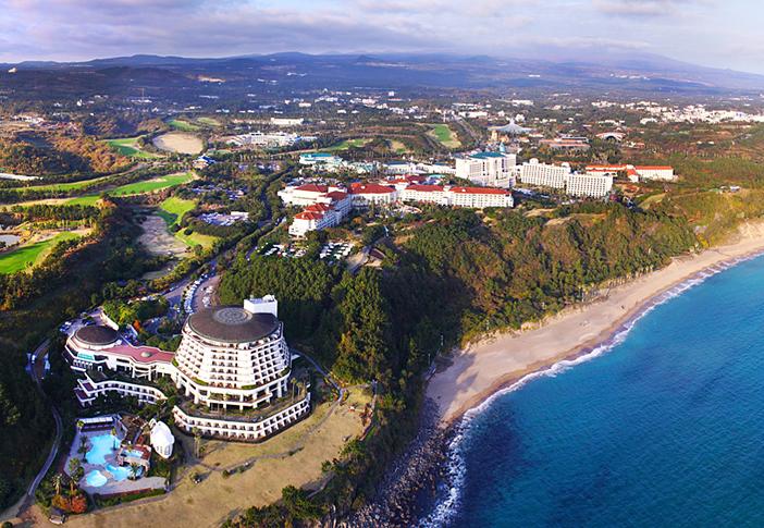 Jungmun Resort & Jungmun Saekdal Beach
