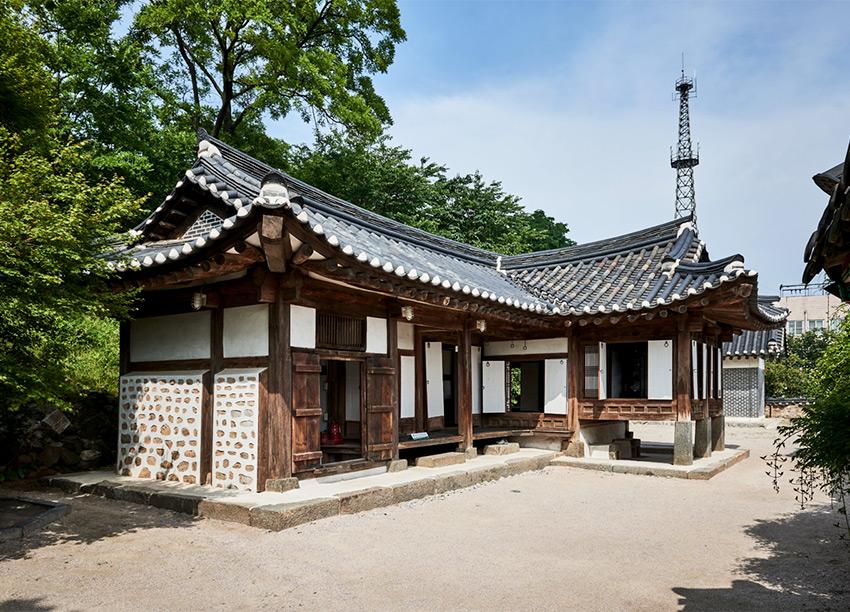 Yongheunggung (aut : Office du tourisme à Incheon)