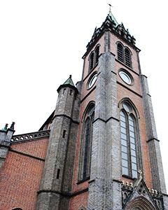 首尔明洞圣堂