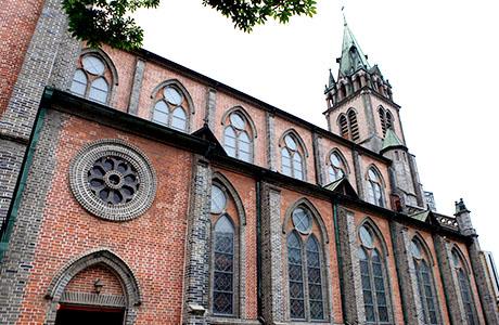 首尔明洞天主圣堂