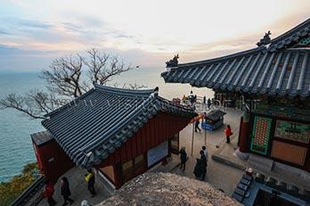 Photo: Hyangiram Hermitage