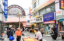 Chuncheon Romantic Market
